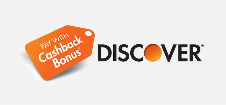 Discover Cashback Bonus