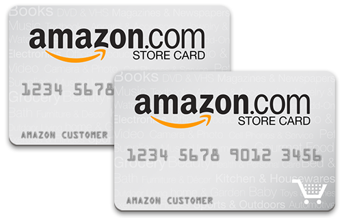 pay amazon store credit card