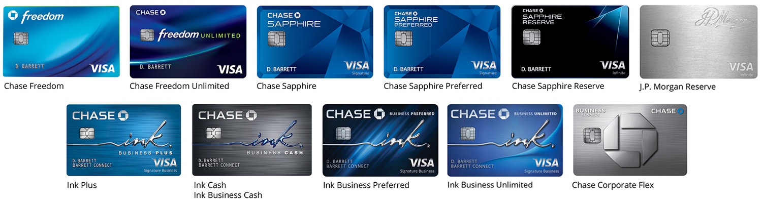 Amazon.com: Chase UR: Credit & Payment Cards