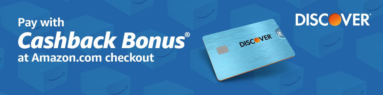 Amazon.com: Discover CBB: Credit & Payment Cards
