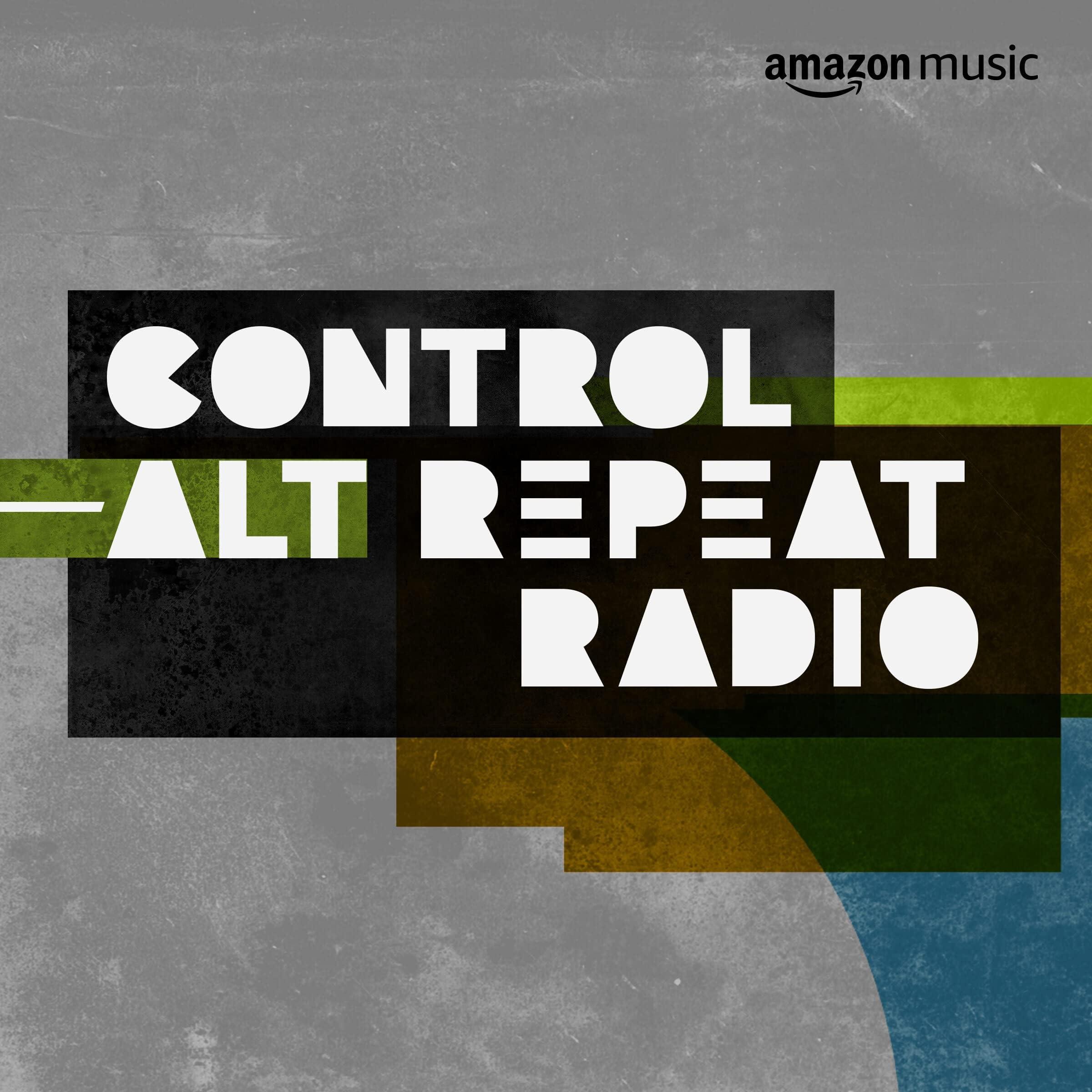 Control Alt Repeat Radio