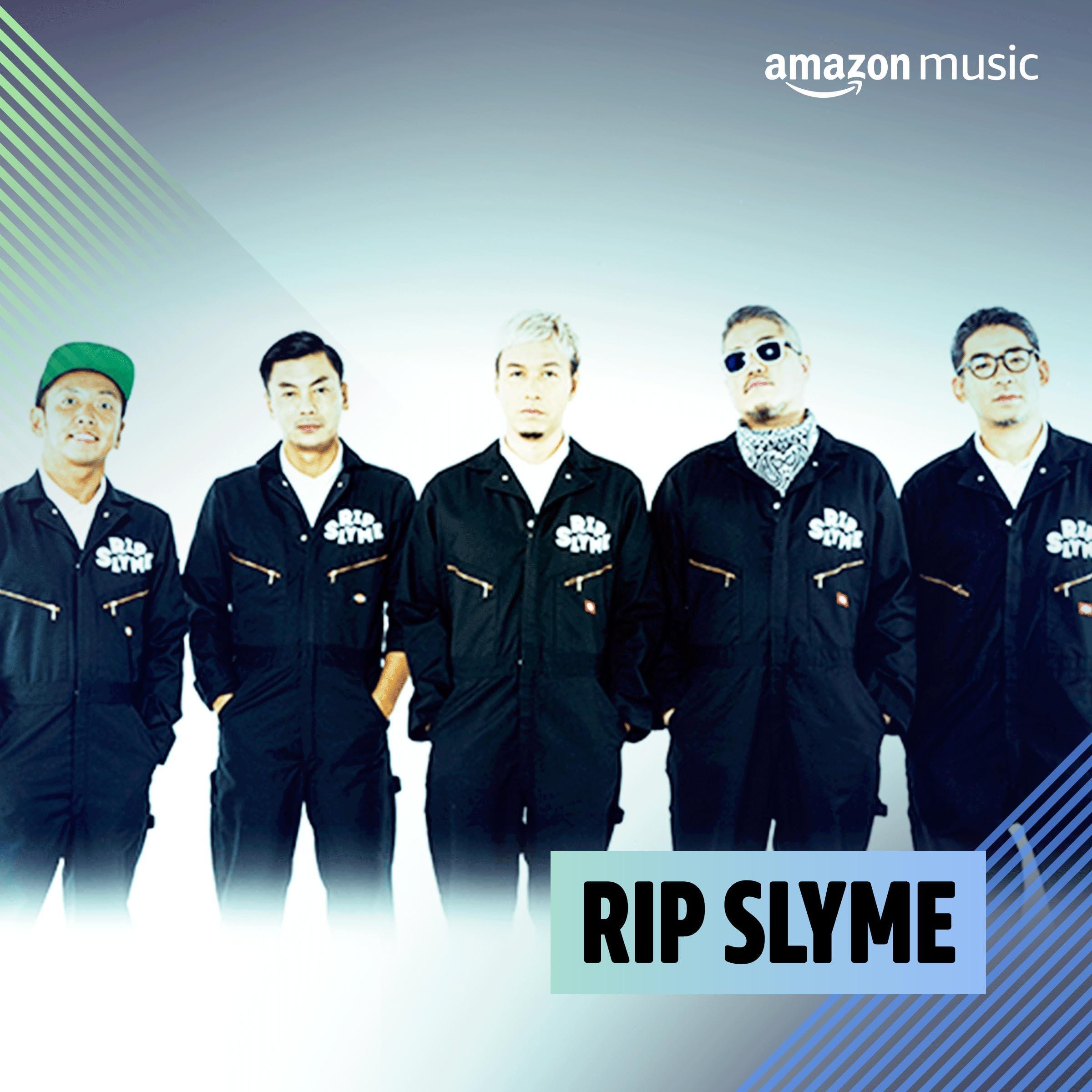 RIP SLYMEを聴いているお客様におすすめ
