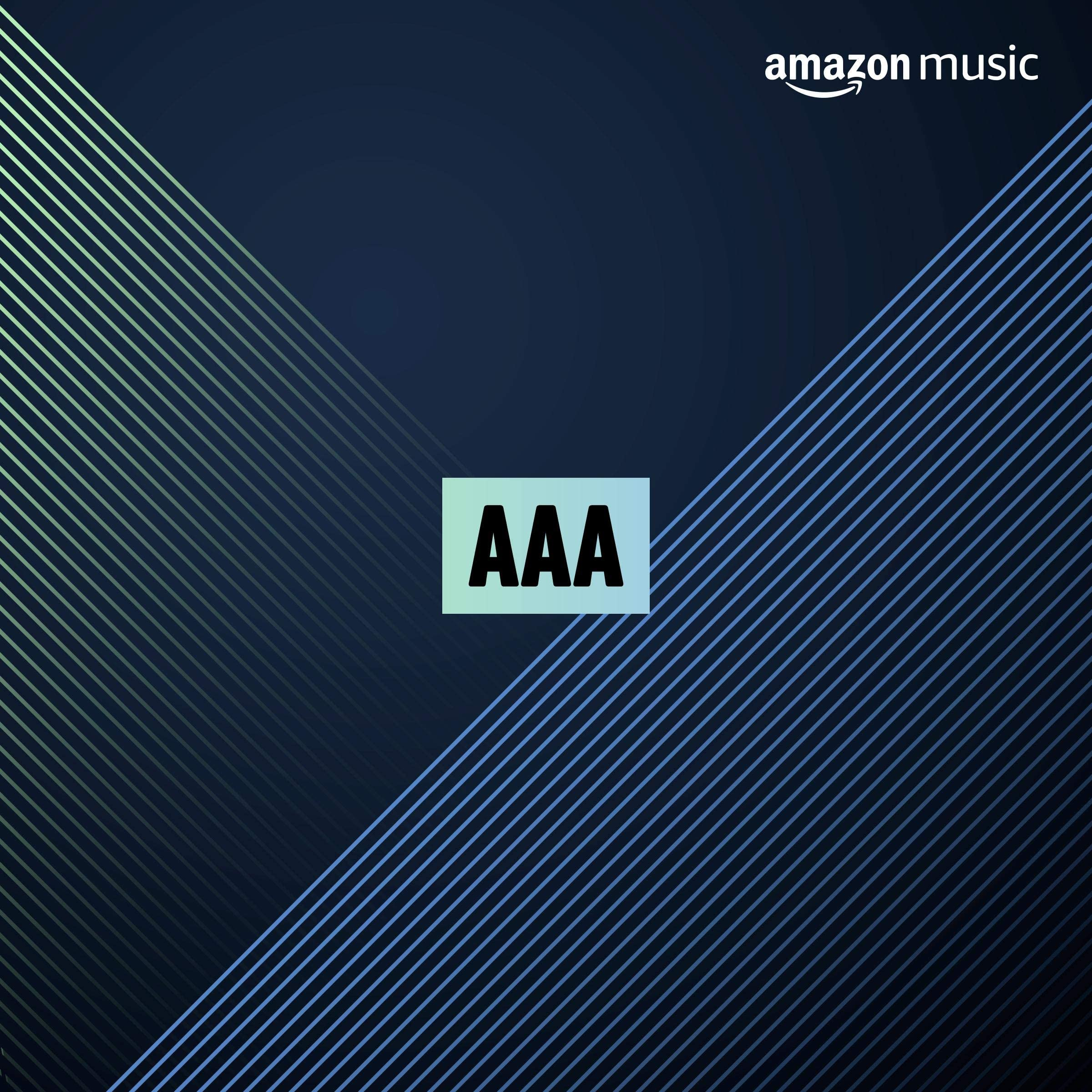 AAAを聴いているお客様におすすめ