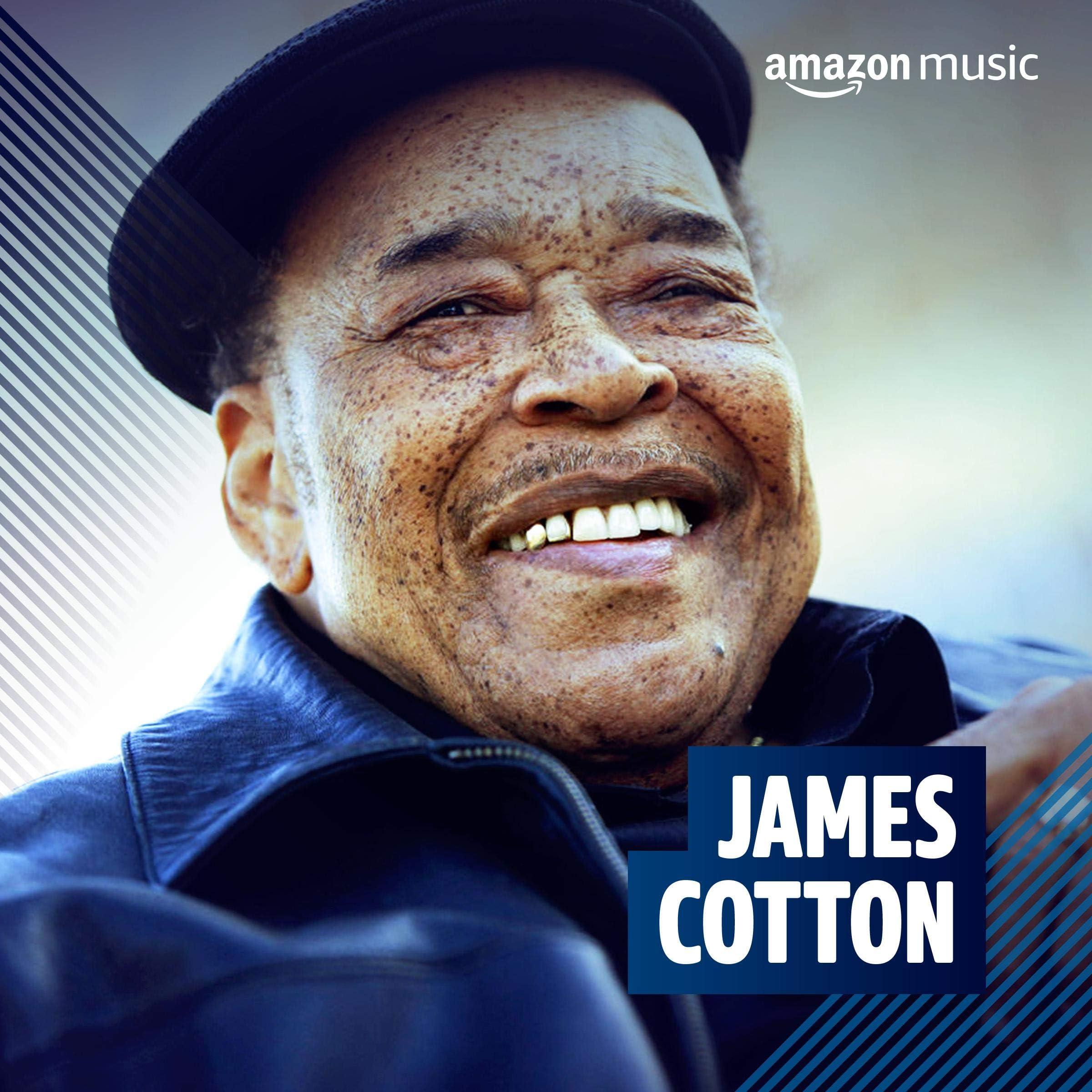 James Cotton