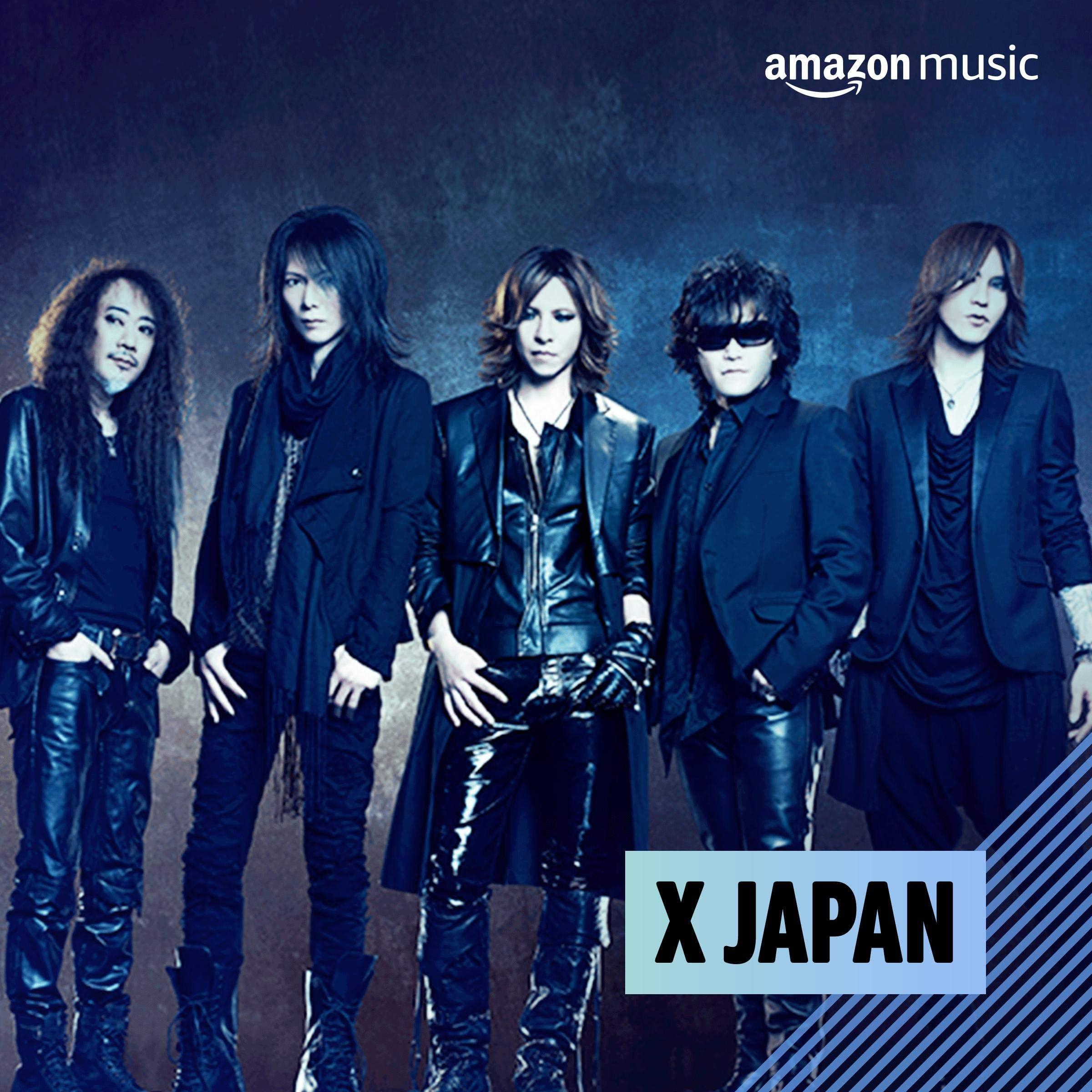 X JAPANを聴いているお客様におすすめ