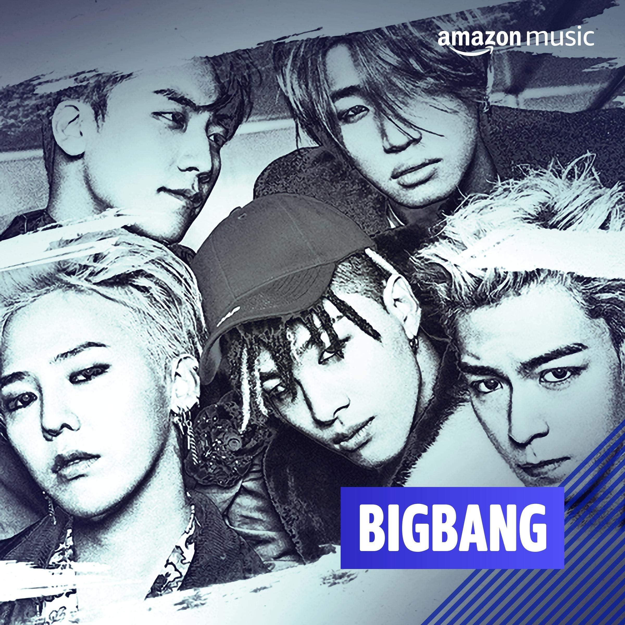 BIGBANGを聴いているお客様におすすめ