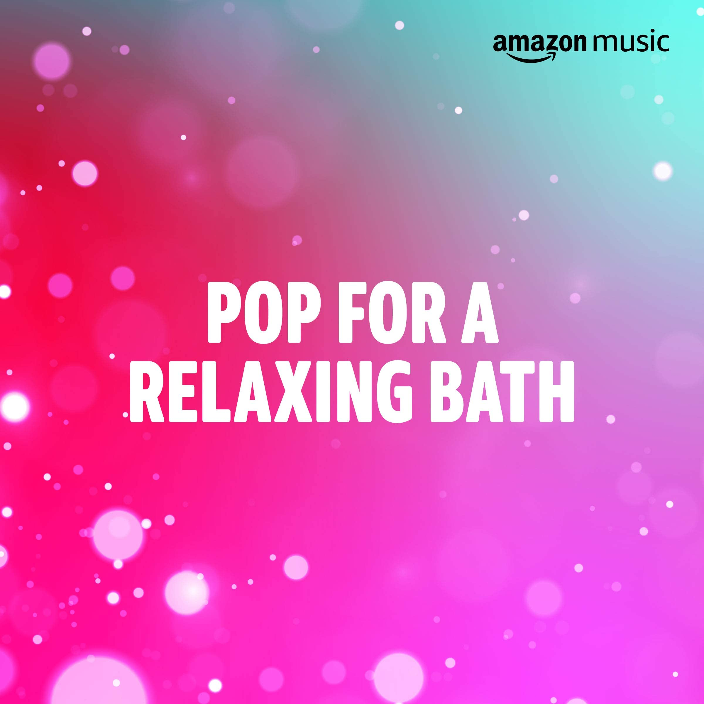 Pop for a Relaxing Bath