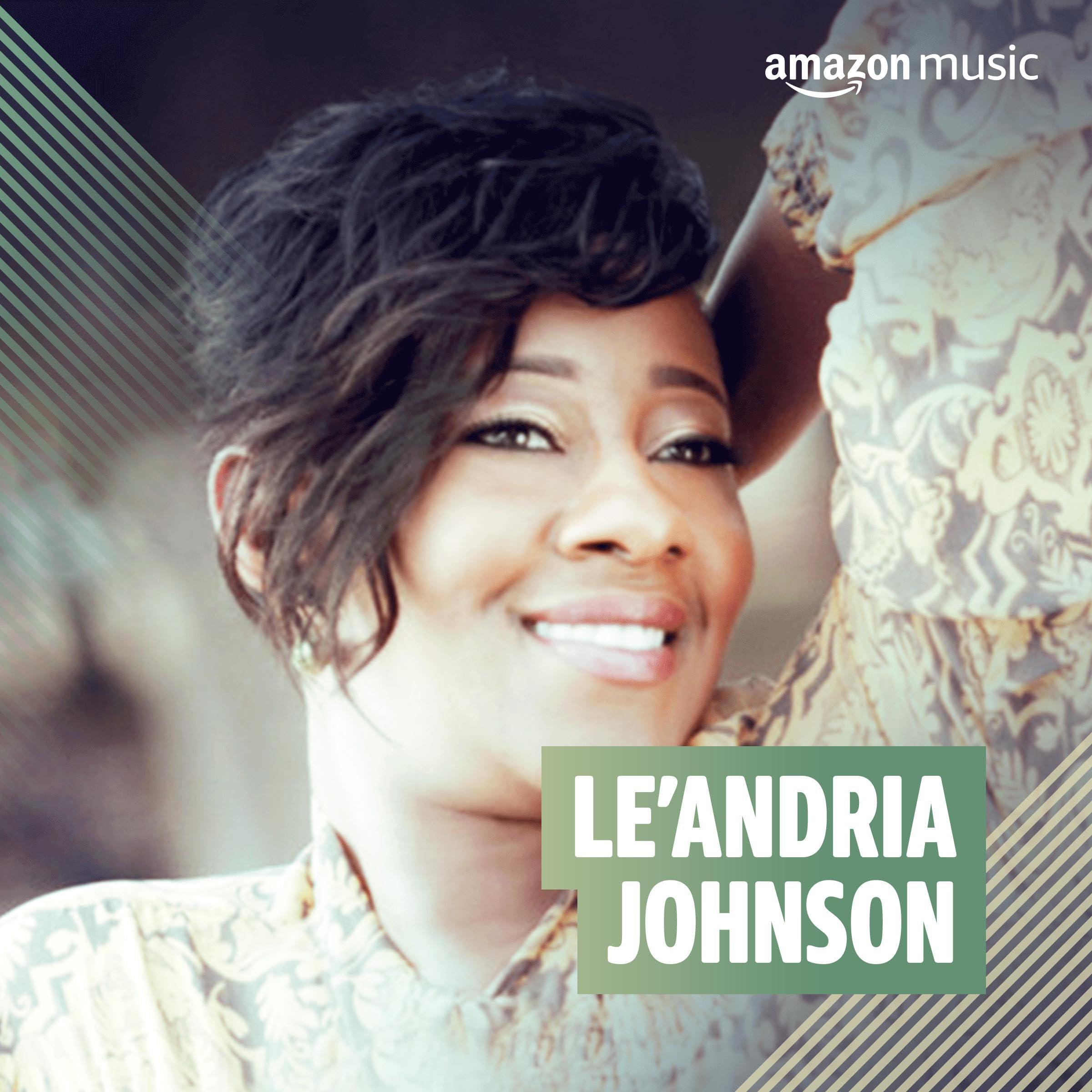 Le'Andria Johnson