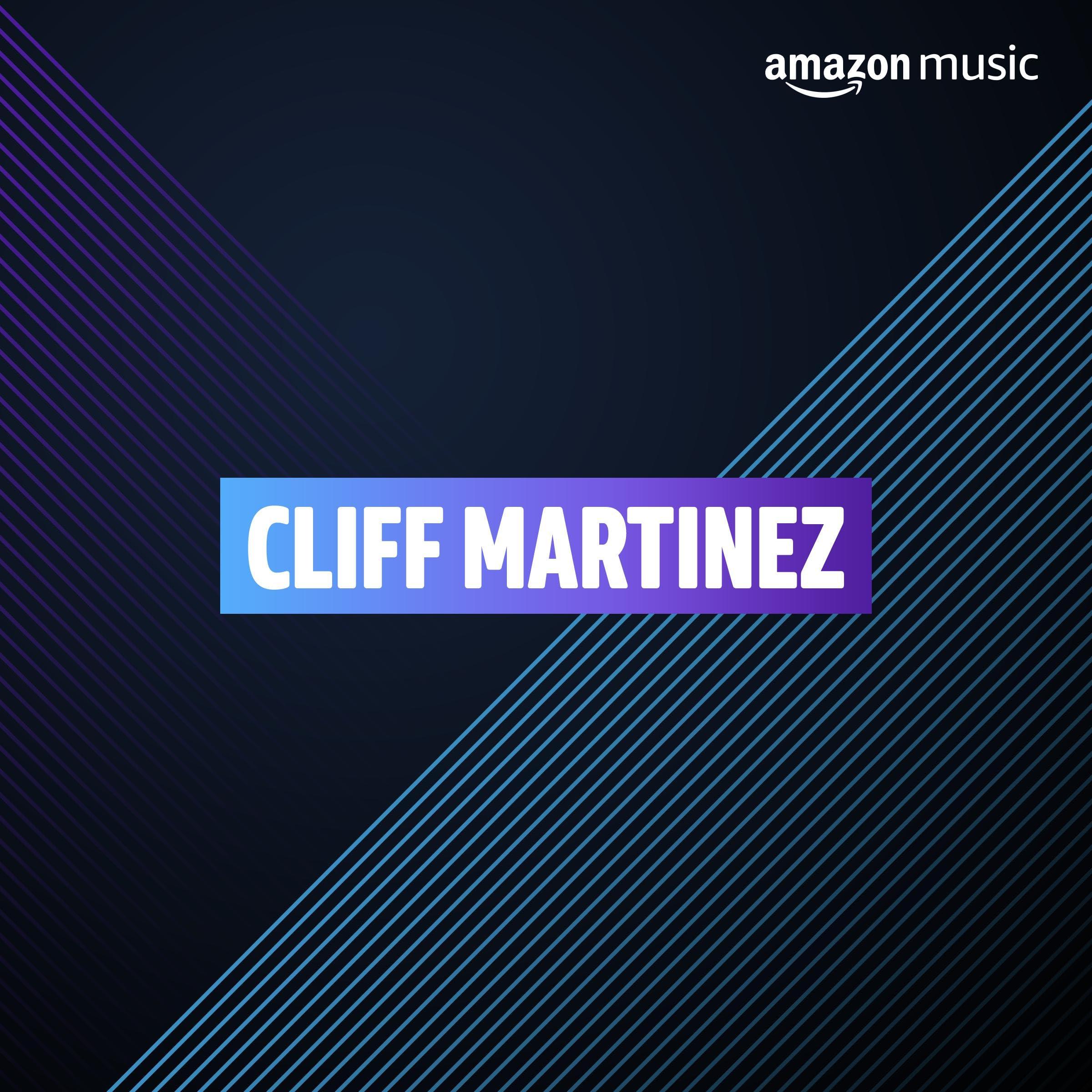 Cliff Martinez