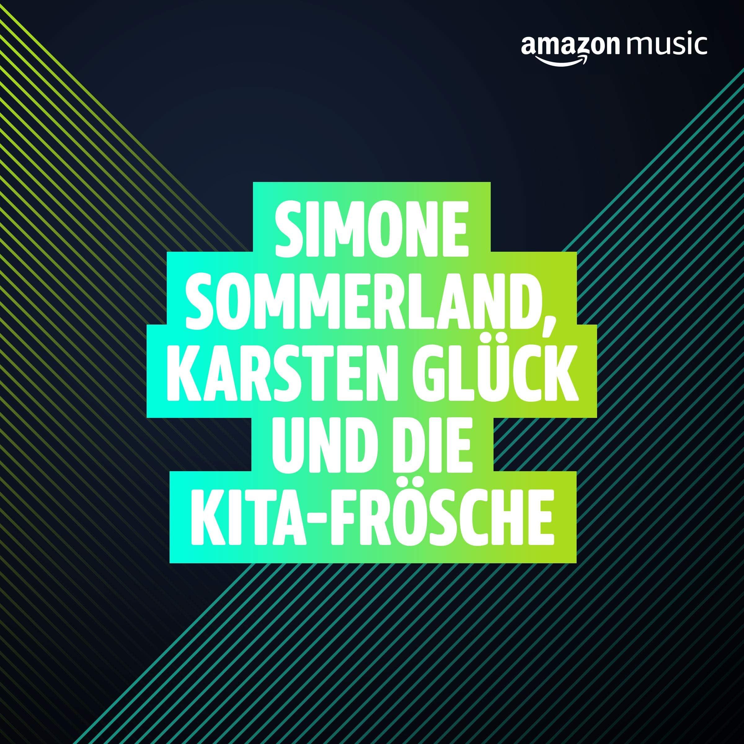 Simone Sommerland, Karsten Glück und die Kita-Frösche