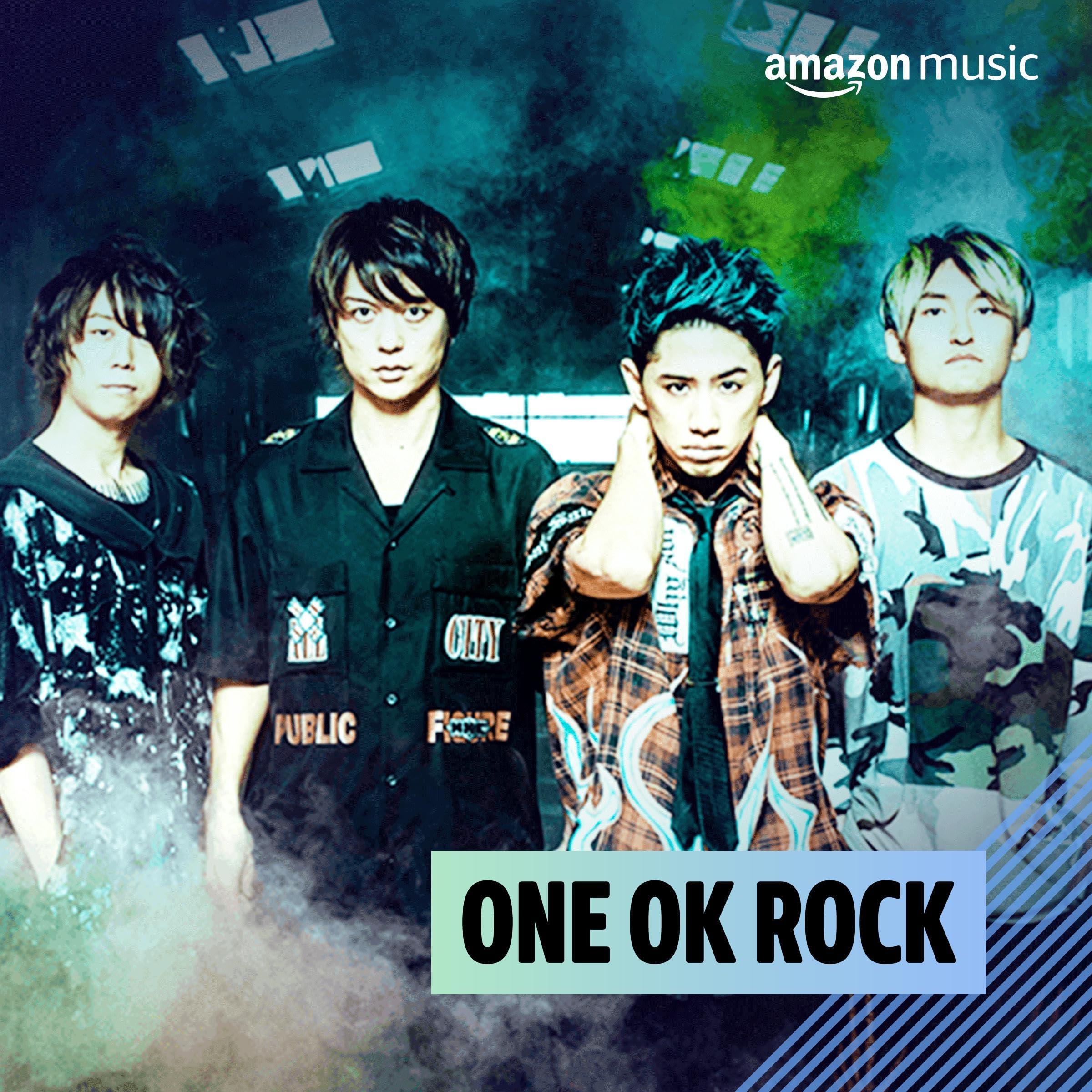 ONE OK ROCKを聴いているお客様におすすめ