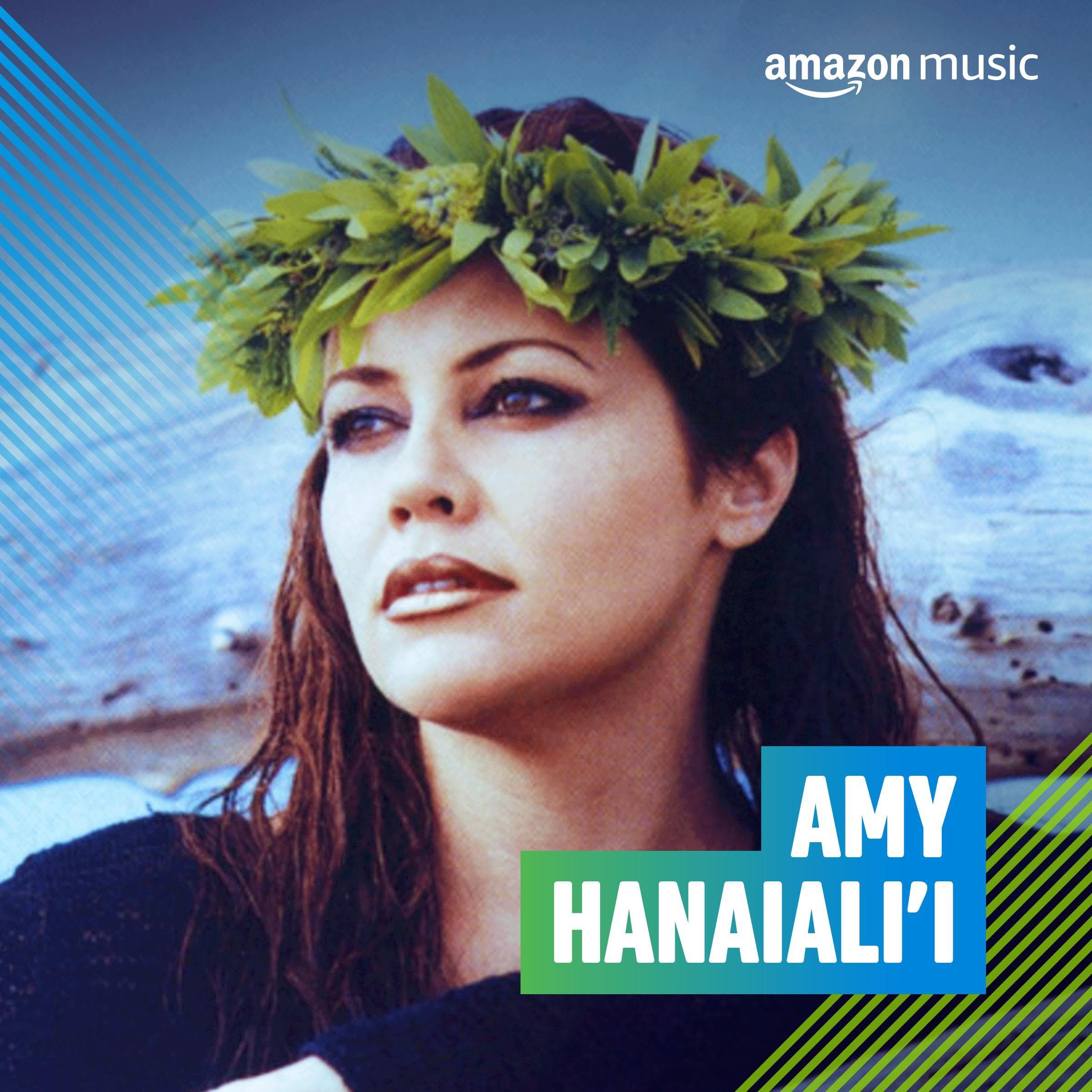 Amy Hanaiali'i