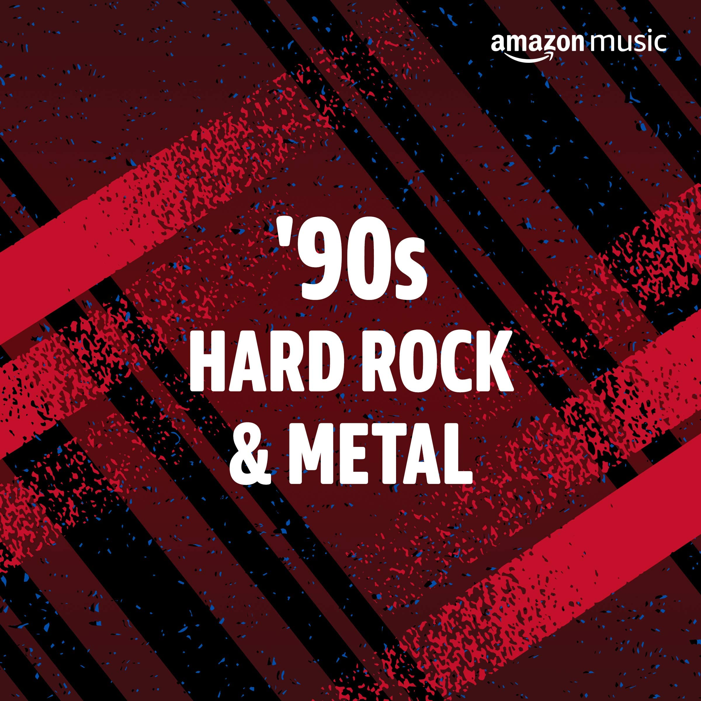 90s Hard Rock & Metal