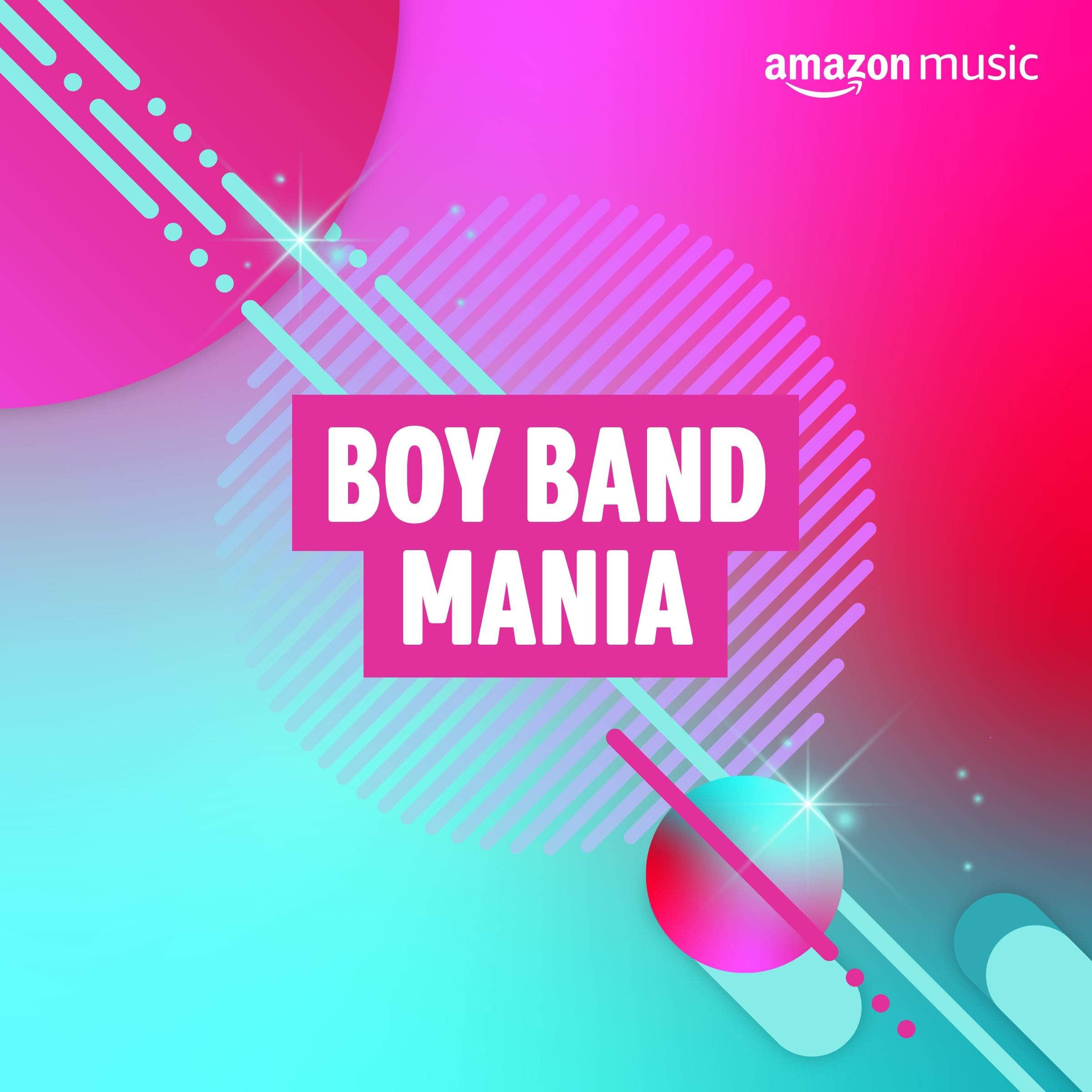 Boy Band Mania