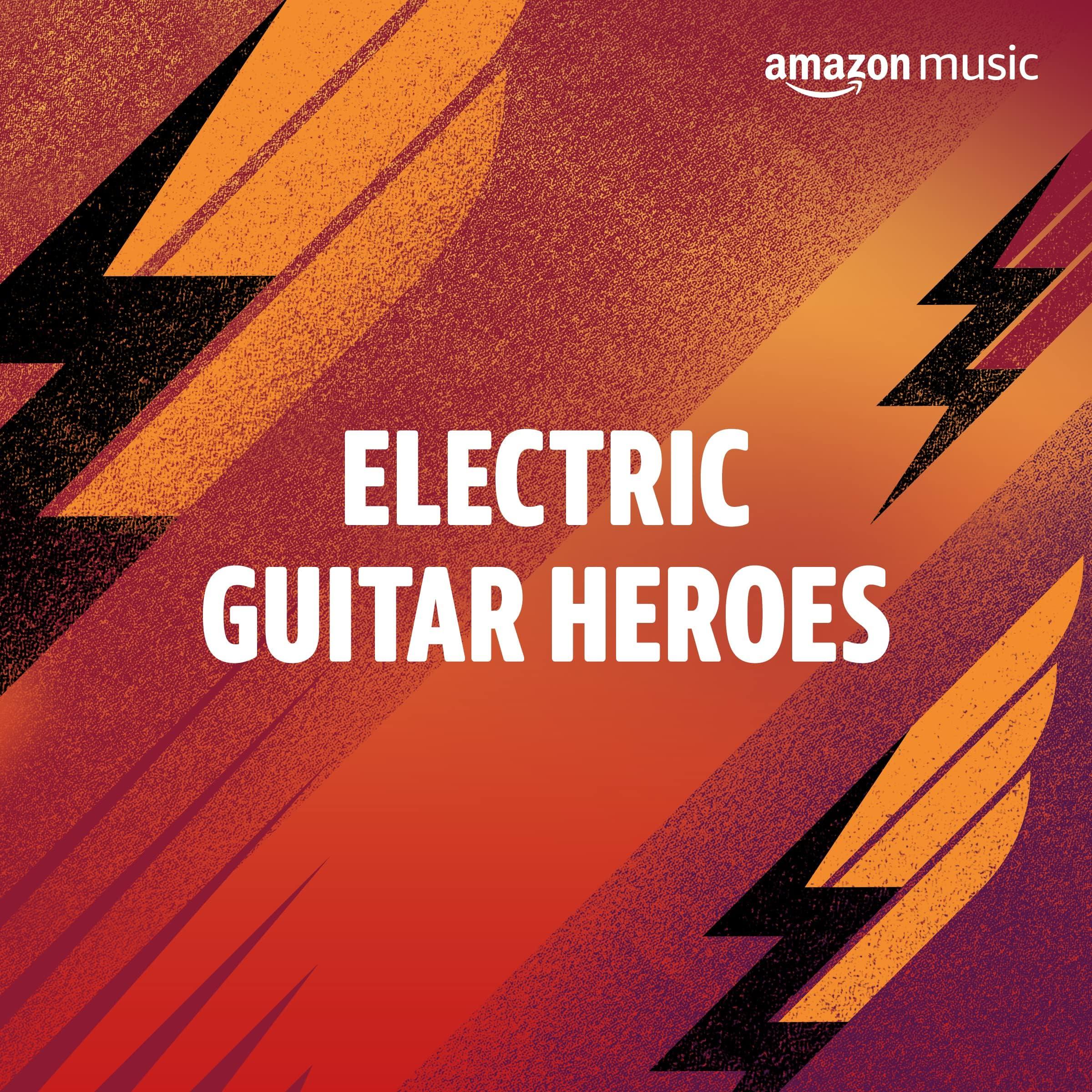 Electric Guitar Heroes