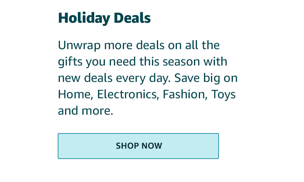 Deals: Find the perfect holiday gift for everyone on your holiday list