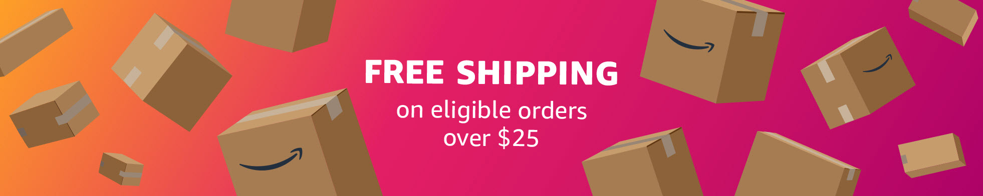 FREE Shipping on millions of items