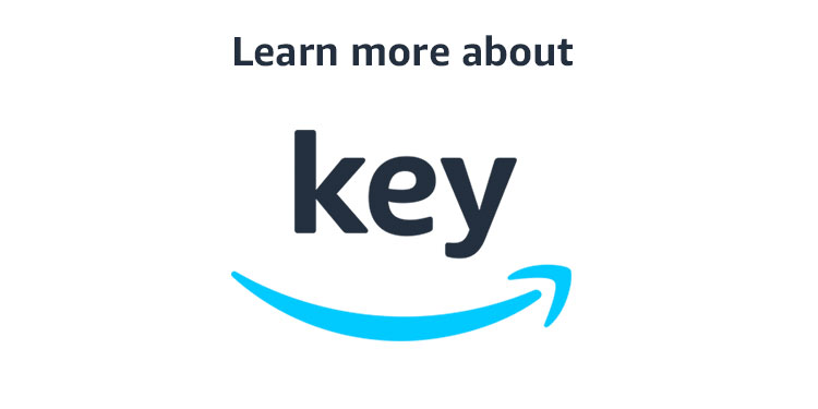 Lear more about Amazon Key