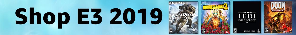 Shop E3 2019