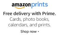 Shop cards, photo books, prints, and calendars from Amazon Prints. Free delivery with Prime. Learn more