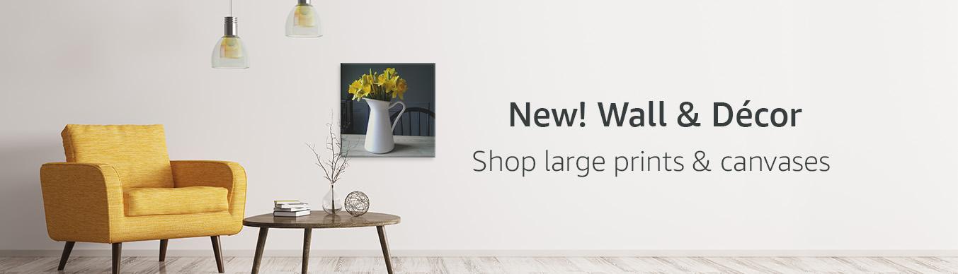 New! Wall & Décor