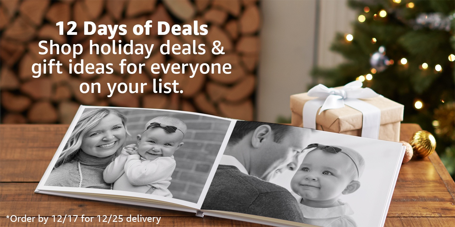 Shop holiday deals and picture perfect gift ideas