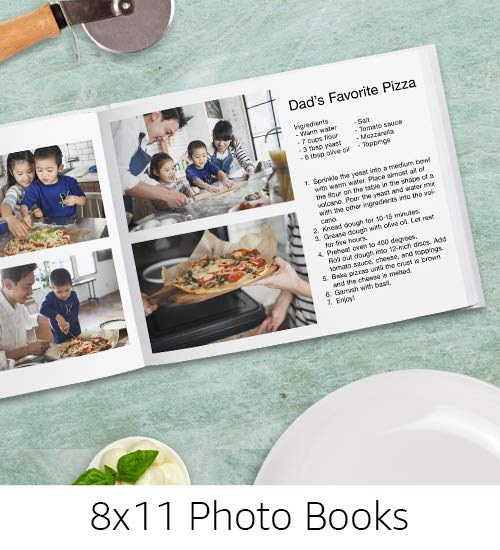 Photo Books | Choose from a selection of styles, layouts, and more.