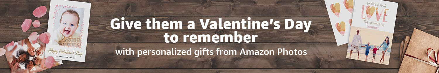 Shop Gifts from Amazon Photos   Skip the lines and create picture perfect gifts in minutes