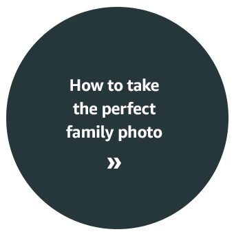 How to take the perfect family photo