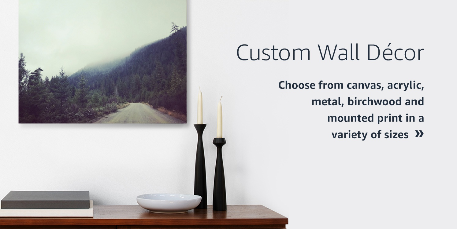 Custom Wall Decor