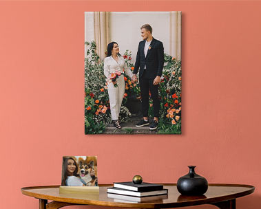 20% off photo gifts & holiday cards