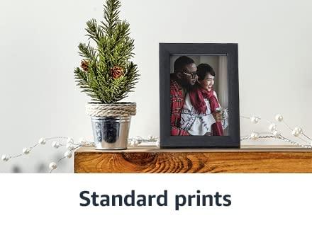 Standard prints