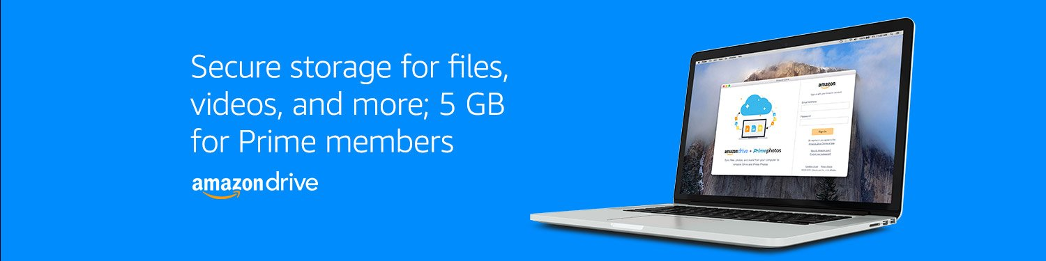 About Amazon Drive For PC Archives