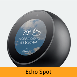 Photos on Echo Spot