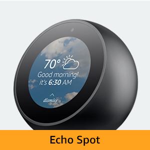 Photos on Echo Spot