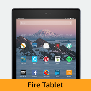 Photos on your Fire Tablet