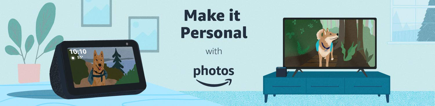 Make it personal with Photos