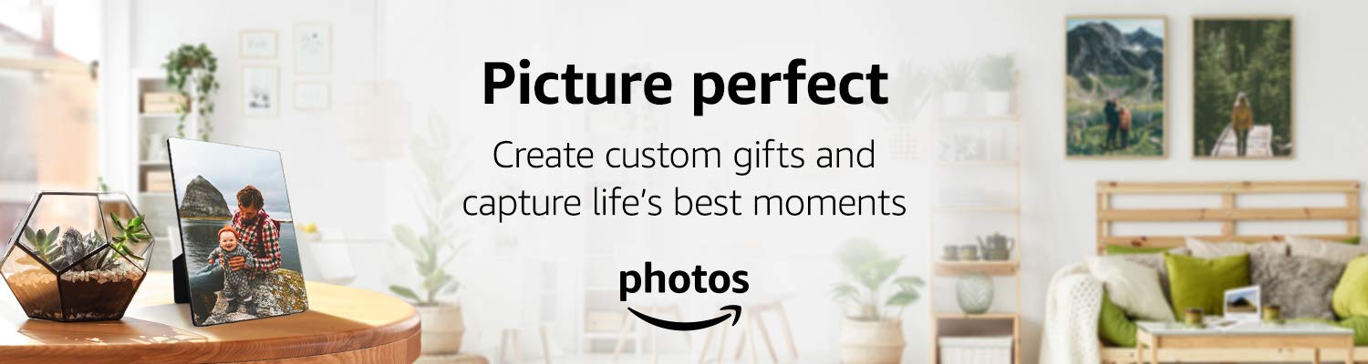 Print your favorites - Amazon Photos