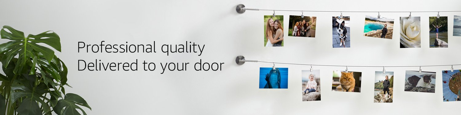Professional quality delivered to your door