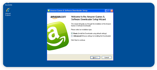 amazon game downloads