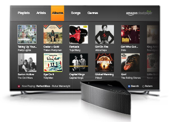 Amazon Music for Samsung Devices