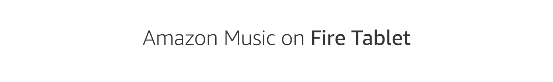 Amazon com: Amazon Music on Fire Tablets: Digital Music