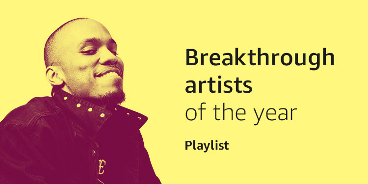 Breakthrough artist