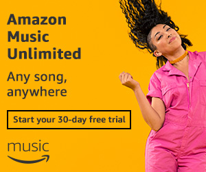 Amazon Music Free 30-day Trial