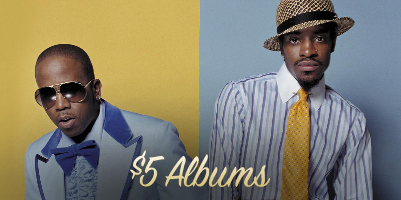 $5 Albums