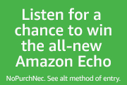 Listen for a chance to win