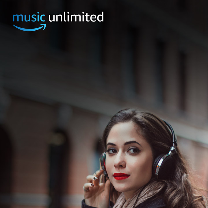 Amazon Music Unlimited. All the music you love. $7.99 a month for Prime Members. Non-prime price is $9.99 a month. New subscribers only start with a 30-day free trial.