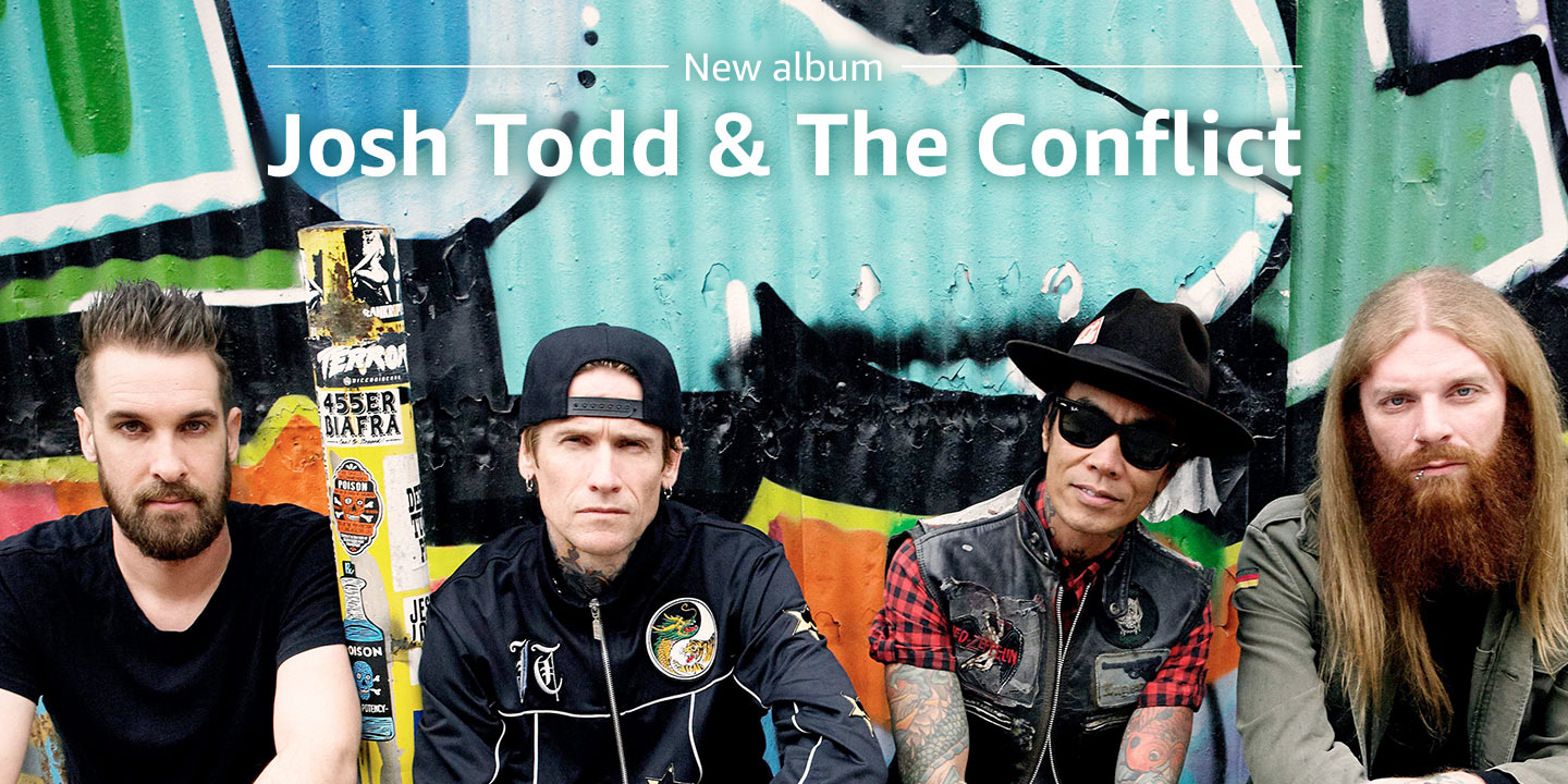 Josh Todd and the conflicts