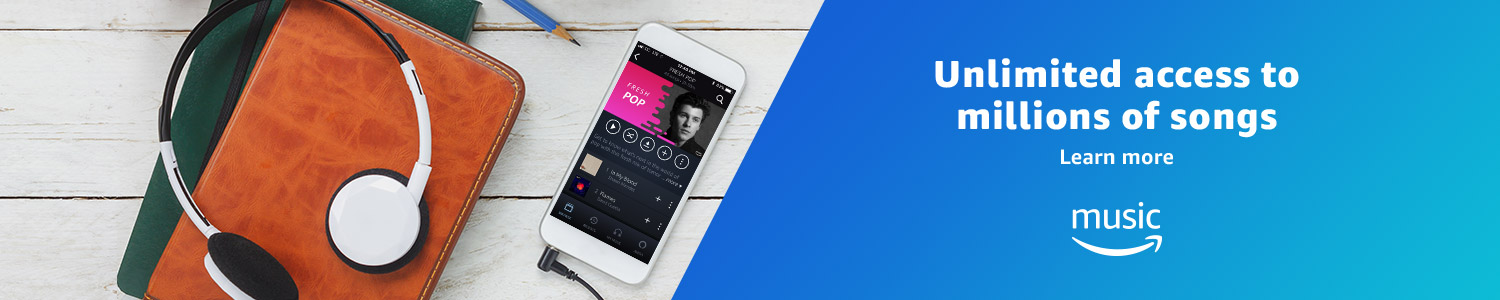 Unlimited access to millions of songs. Listen now