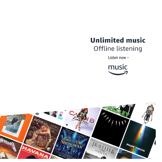 Unlimited Music. Offline Listening.